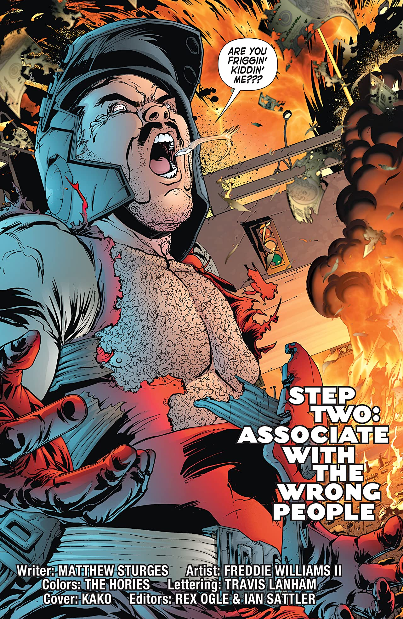 Final Crisis Aftermath: RUN! (2009) #2