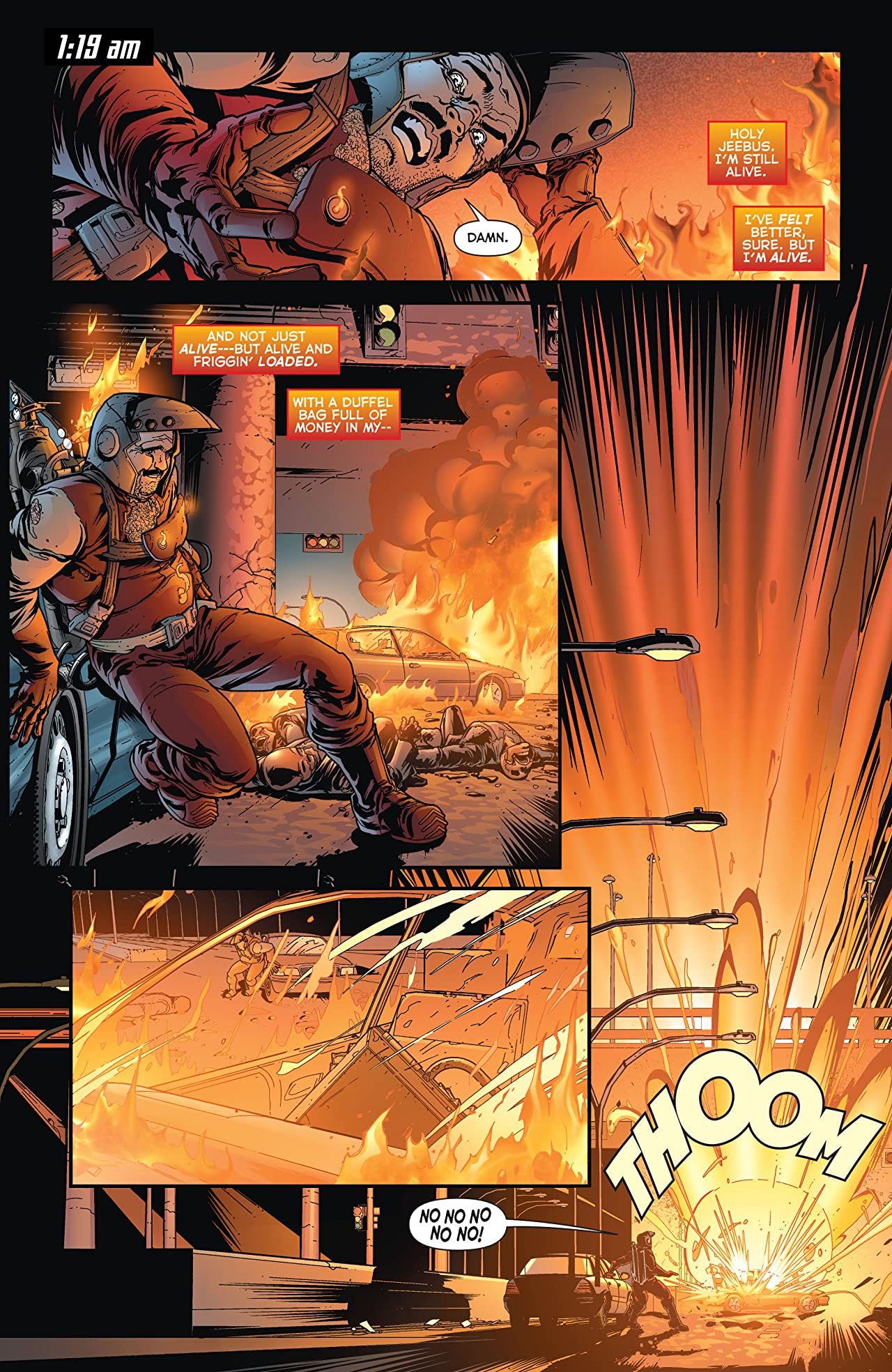 Final Crisis Aftermath: RUN! (2009) No.2