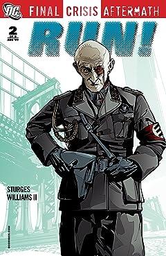 Final Crisis Aftermath: RUN! (2009) #2