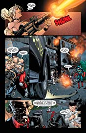 Final Crisis Aftermath: RUN! (2009) No.4