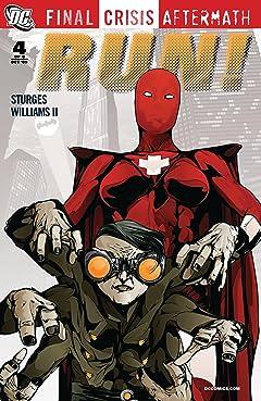 Final Crisis Aftermath: RUN! (2009) #4