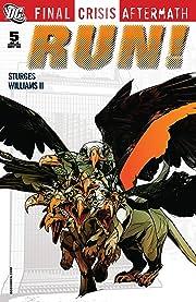 Final Crisis Aftermath: RUN! (2009) #5