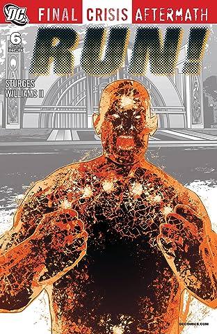 Final Crisis Aftermath: RUN! (2009) #6