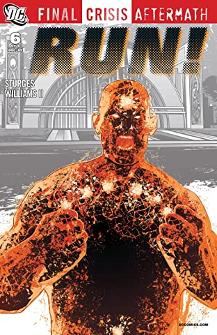 Final Crisis Aftermath: RUN! (2009) No.6