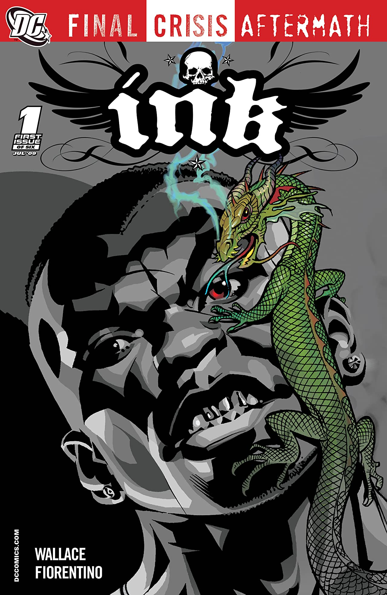 Final Crisis Aftermath: Ink (2009) #1