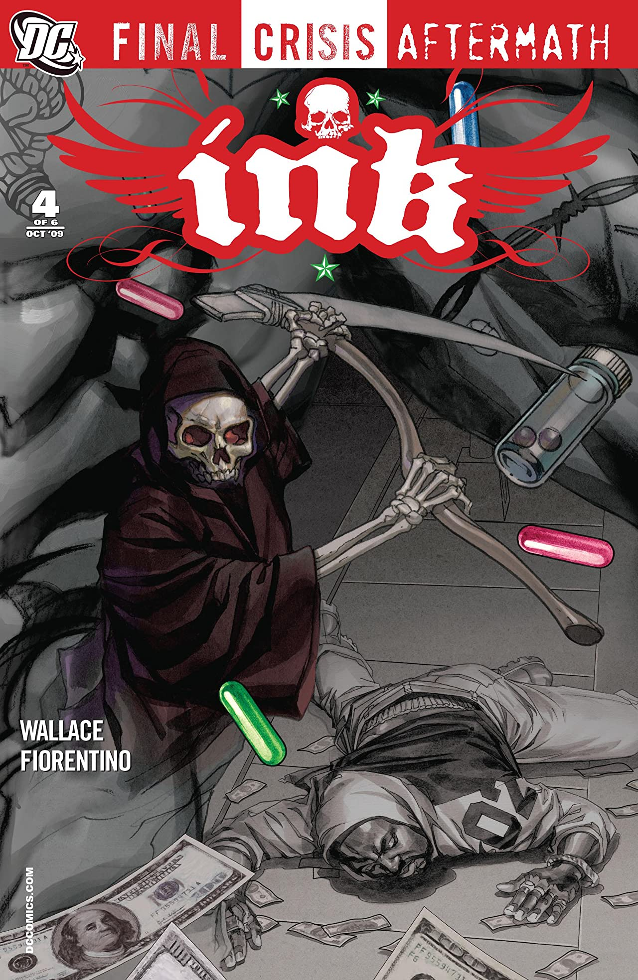 Final Crisis Aftermath: Ink (2009) No.4
