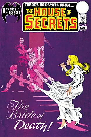 House of Secrets (1956-1978) #95