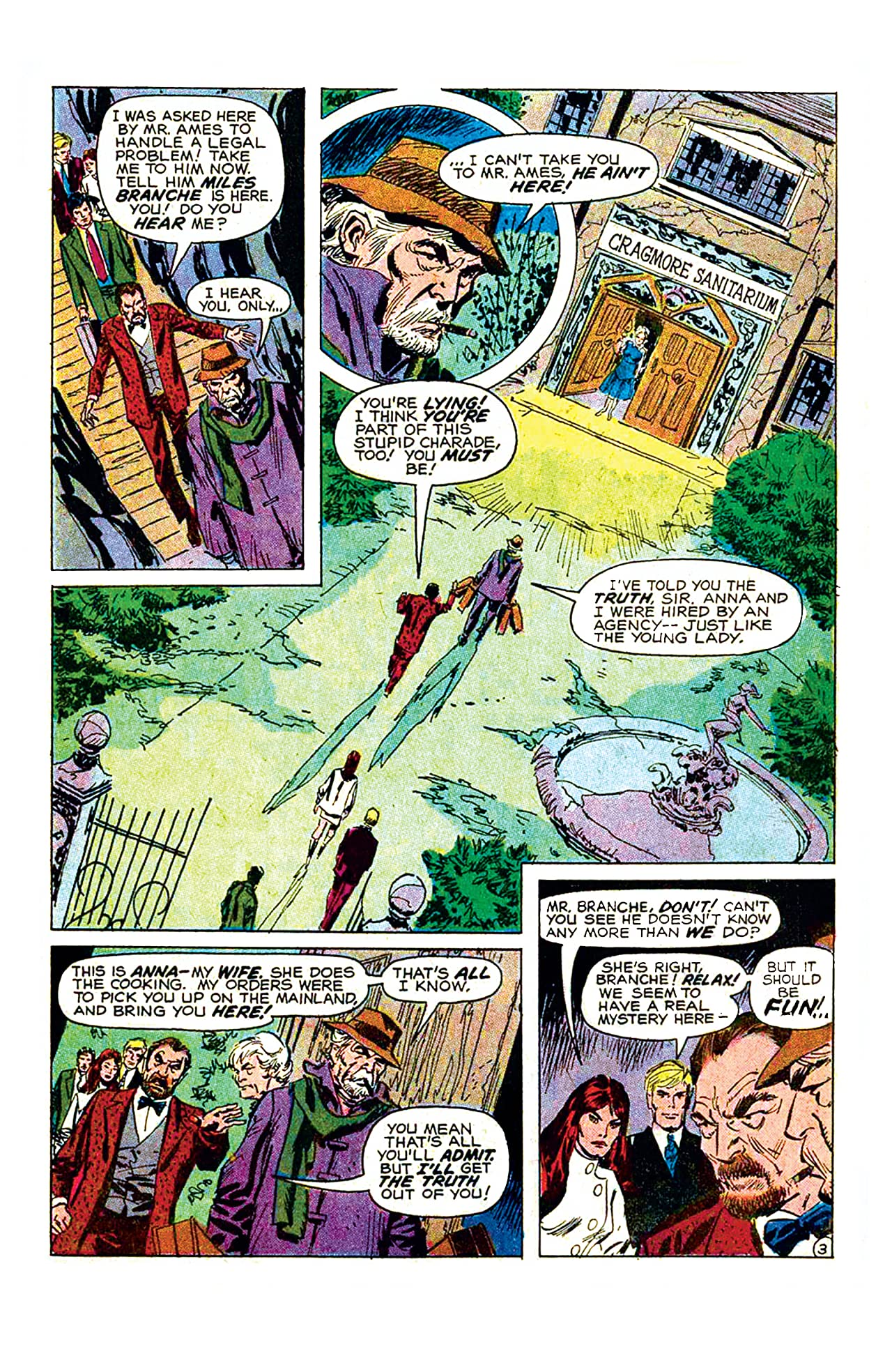Forbidden Tales of Dark Mansion (1971-1974) #5
