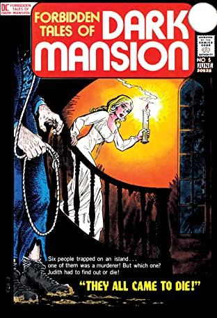 Forbidden Tales of Dark Mansion (1971-1974) No.5