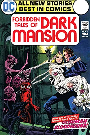 Forbidden Tales of Dark Mansion (1971-1974) No.6