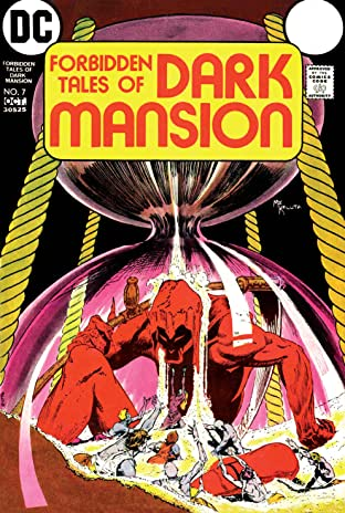 Forbidden Tales of Dark Mansion (1971-1974) No.7