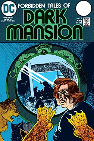 Forbidden Tales of Dark Mansion (1971-1974) #8
