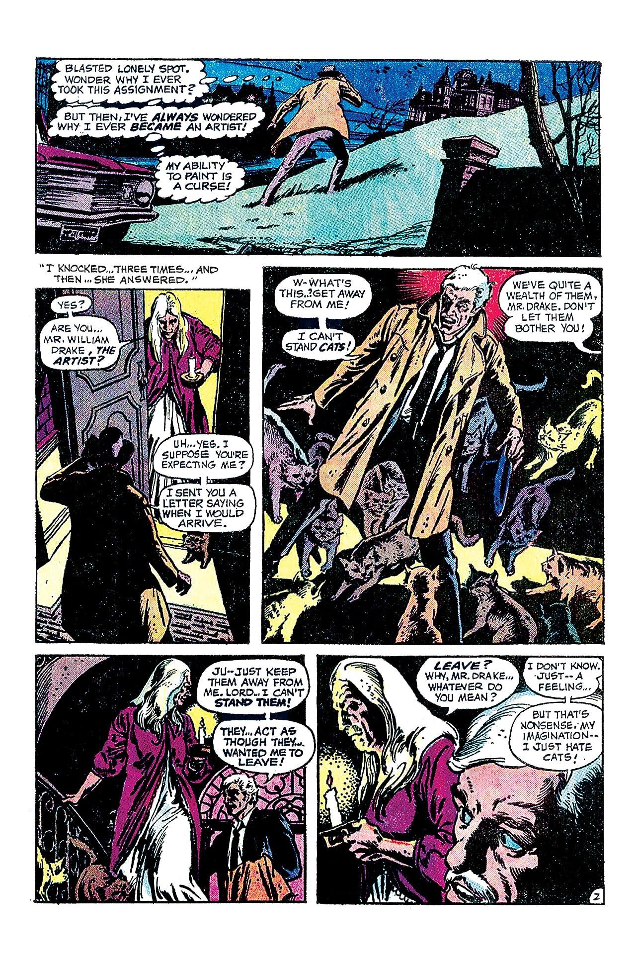 Forbidden Tales of Dark Mansion (1971-1974) #8