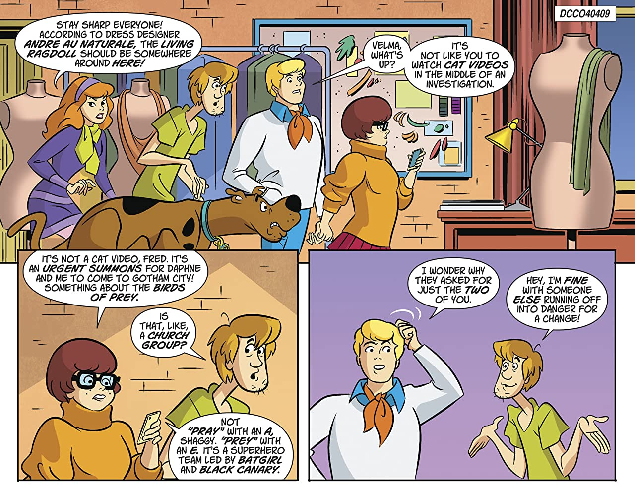 Scooby-Doo Team-Up (2013-) #67