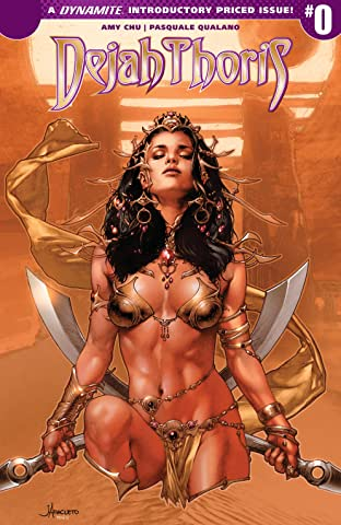 Dejah Thoris Vol. 4 No.0