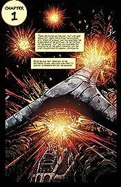 Battlestar Galactica Vs. Battlestar Galactica #1