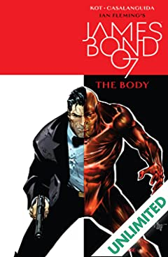James Bond: The Body (2018) #1 (of 6)
