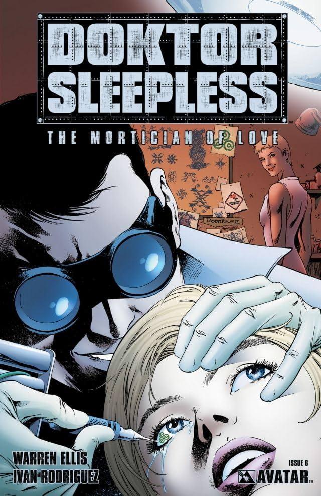 Doktor Sleepless #6