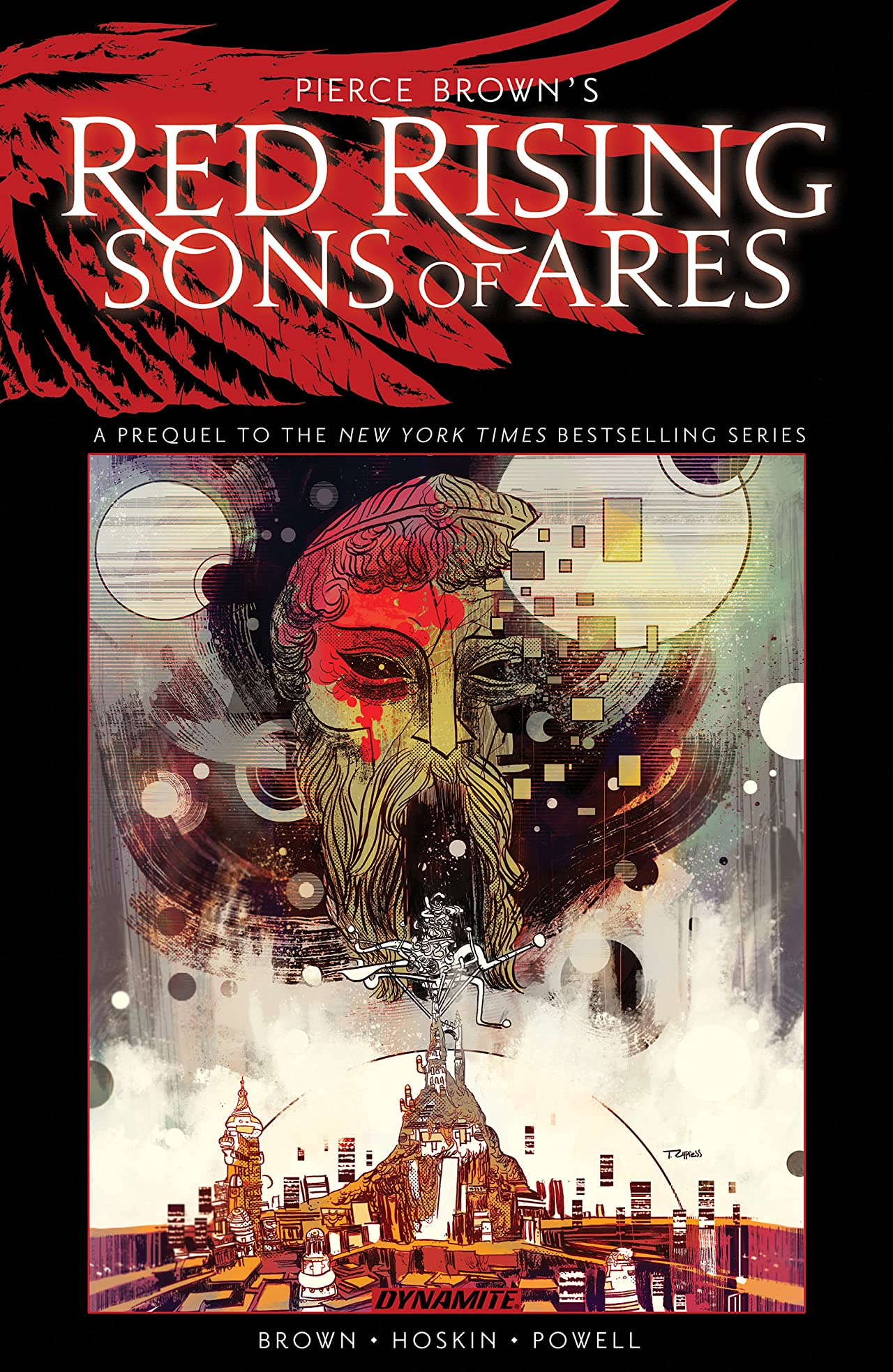 Pierce Brown's Red Rising: Sons Of Ares Vol. 1