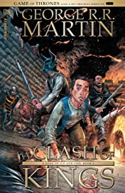 George R.R. Martin's A Clash Of Kings: The Comic Book No.8