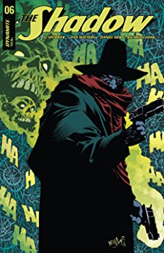 The Shadow (2017) #6