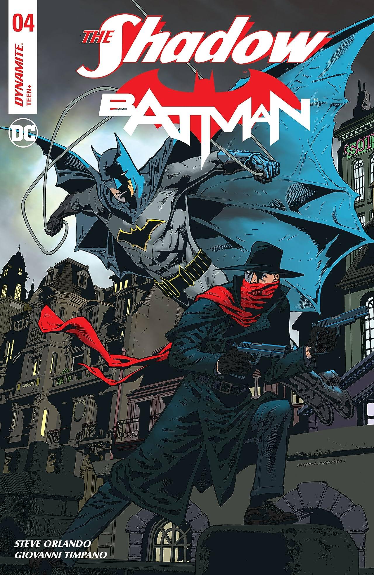 The Shadow/Batman #4