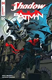 The Shadow/Batman #4