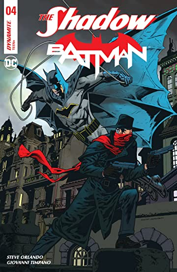 The Shadow/Batman No.4