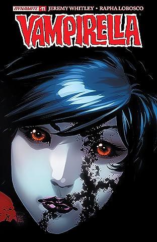 Vampirella (2017) No.11