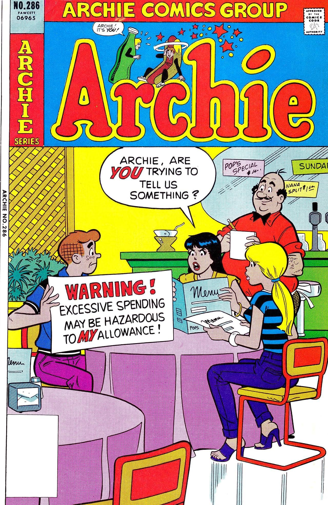 Archie #286
