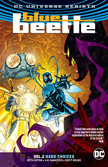 Blue Beetle (2016-) Vol. 2: Hard Choices