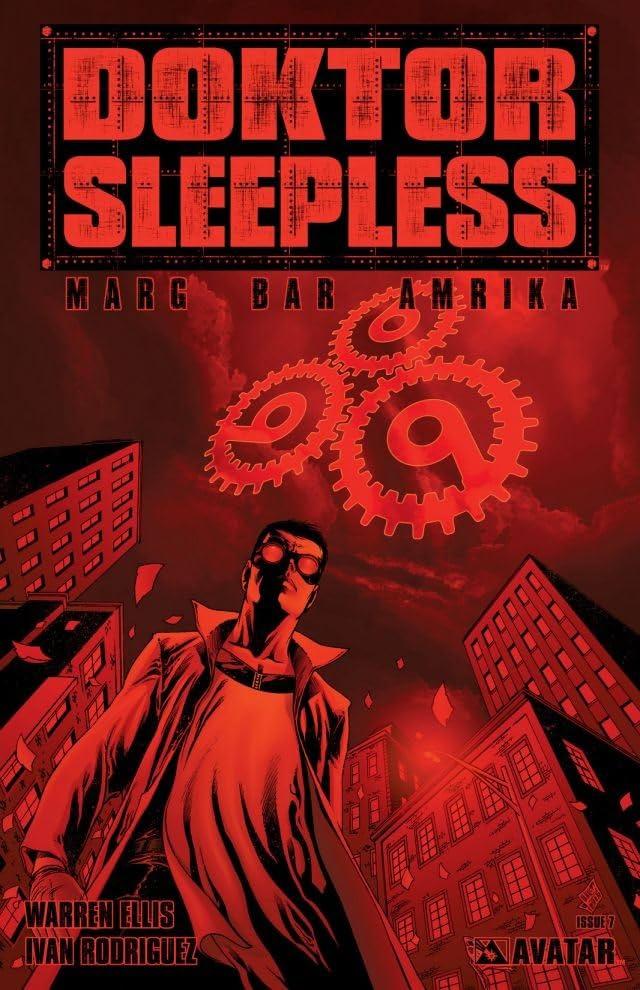 Doktor Sleepless #7