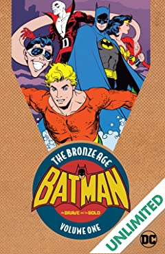 Batman in The Brave & the Bold: The Bronze Age Vol. 1