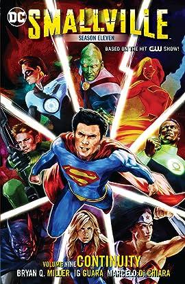 Smallville Season 11 Vol. 9: Continuity