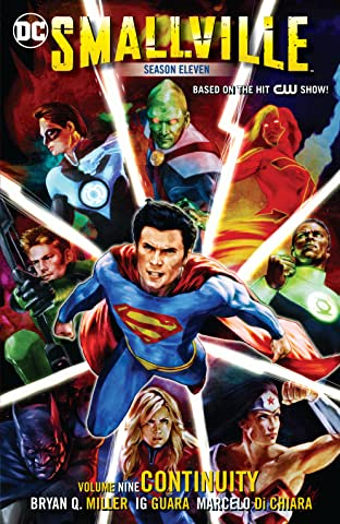 Smallville Season 11 Vol. 9: Continuity