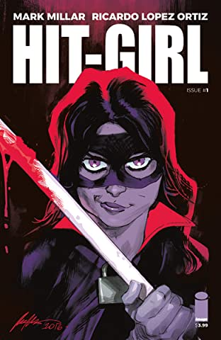 Hit-Girl No.1