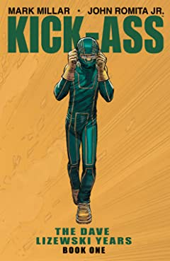 Kick-Ass: The Dave Lizewski Years Book 1