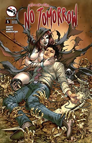 Grimm Fairy Tales: No Tomorrow #5 (of 5)