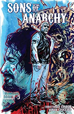 Sons of Anarchy No.5 (sur 6)