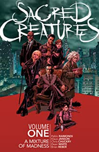Sacred Creatures Vol. 1