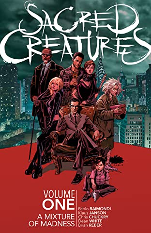 Sacred Creatures Vol. 1