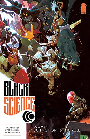 Black Science Tome 7: Extinction Is The Rule