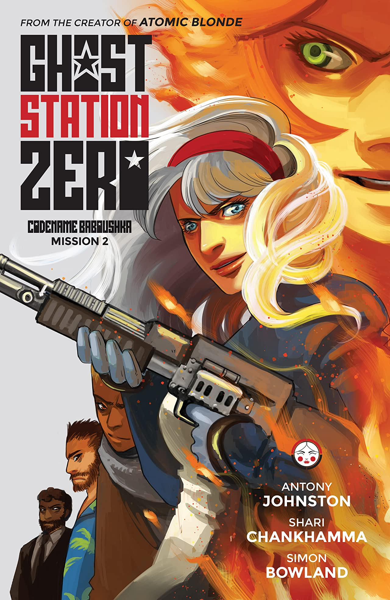 Codename Baboushka Vol. 2: Ghost Station Zero