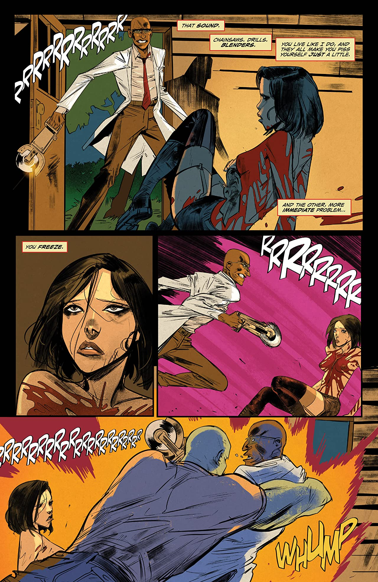 Hack/Slash: Resurrection #5