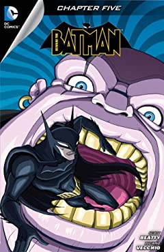 Beware the Batman (2013-2014) #5