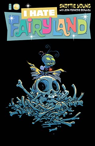 I Hate Fairyland No.16