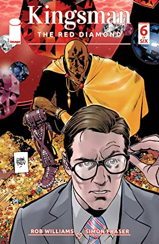 Kingsman: The Red Diamond #6