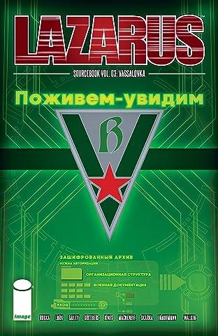 Lazarus Sourcebook No.3: Vassalovka
