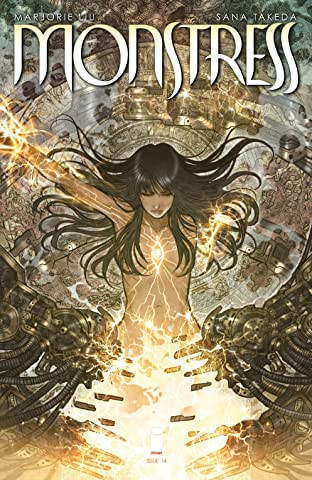 Monstress No.14