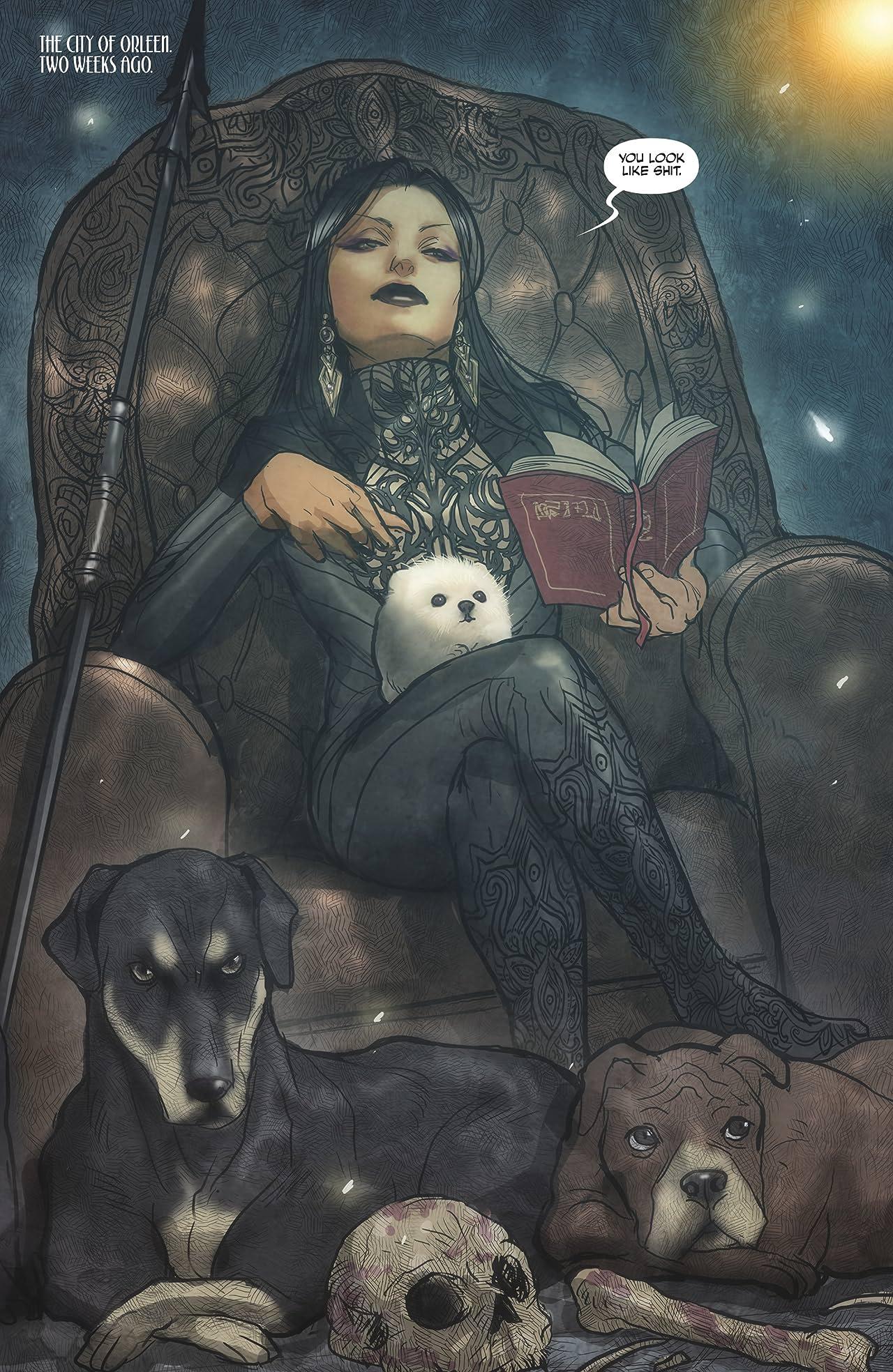 Monstress #14